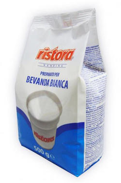 Ristora White milk powder for hot drinks 500 g